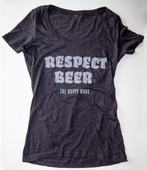 respect-beer-womens-t-shirt-front-the-hoppy-monk-shop-product-image